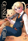 Gunslinger Girl - Vol.03: Kindle Edition