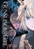 Gunslinger Girl - Vol.14: Kindle Edition