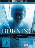 Burning - Limited Collector's Mediabook Edition [Blu-ray 4K]