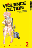 Violence Action - Bd.02: Kindle Edition