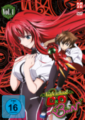 Highschool DxD BorN - Vol.1/4