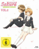 Cardcaptor Sakura: Clear Card - Vol. 2/4 [Blu-ray]