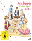 Cardcaptor Sakura: Clear Card - Vol. 4/4 [Blu-ray]