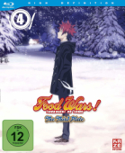 Food Wars!: Shokugeki no Soma - The Third Plate: Vol.4/4 [Blu-ray]