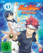 Food Wars!: Shokugeki no Soma - The Second Plate: Vol.1/2 [Blu-ray]