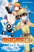 Magmell of the Sea Blue - Bd.01: Kindle Edition
