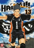 Haikyu!! - Bd.13: Kindle Edition