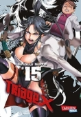 Triage X - Bd.15: Kindle Edition