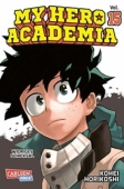 My Hero Academia - Bd. 15: Kindle Edition