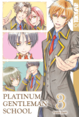 Platinum Gentleman School - Bd.03