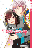 Prince Never-give-up - Bd.01