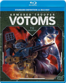 Armored Trooper Votoms - Complete Series + Recap Movies (OwS) [SD on Blu-ray]