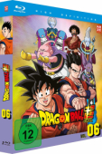 Dragonball Super - Vol.6/8 [Blu-ray]