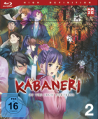 Kabaneri of the Iron Fortress - Vol.2/3 [Blu-ray]