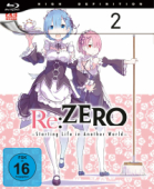 Re:Zero: Starting Life in Another World - Vol.2/5 [Blu-ray]