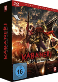 Kabaneri of the Iron Fortress - Vol.3/3: Limited Edition [Blu-ray] + Sammelschuber