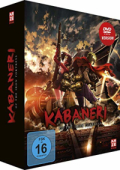 Kabaneri of the Iron Fortress - Vol.3/3: Limited Edition + Sammelschuber
