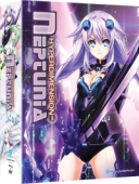 Hyperdimension Neptunia - Complete Series: Limited Edition [Blu-ray+DVD]