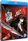 Akame ga Kill! - Part 1/2 [Blu-ray]