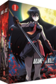 Akame ga Kill! - Part 1/2: Limited Edition [Blu-ray+DVD]