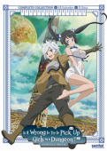 Is it Wrong to Try to Pick Up Girls in a Dungeon?: Season 1 - Complete Series