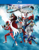 Infini-T Force - Complete Series [Blu-ray]