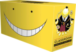 Assassination Classroom - Complete Box Set: Vol.01-29