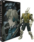 Appleseed - Limited Collector's Steelcase Edition + Figure