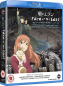 Eden of the East - Complete Series + Movies [Blu-ray]