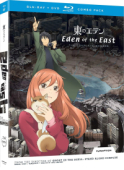 Eden of the East - Complete Series [Blu-ray+DVD]