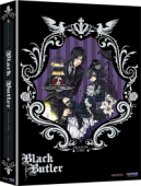 Black Butler: Season 1 - Part 1/2: Limited Edition + Artbox