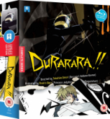 Durarara!!: Season 1 - Collector's Edition [Blu-ray]