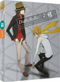 Durarara!!: Season 2 - Box 3/3: Collector's Edition [Blu-ray]