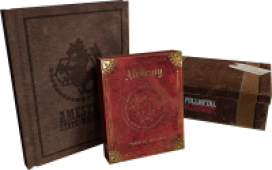 Fullmetal Alchemist - Complete Series: Collector's Edition [Blu-ray] + Artbook