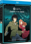 Eden of the East - Complete Series: Anime Classics [Blu-ray]