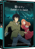 Eden of the East - Complete Series: Anime Classics