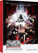 Fullmetal Alchemist: Brotherhood - Box 2/2