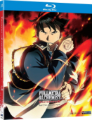 Fullmetal Alchemist: Brotherhood - Part 2/5 [Blu-ray]