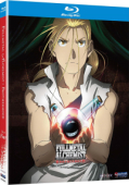 Fullmetal Alchemist: Brotherhood - Part 4/5 [Blu-ray]