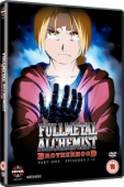Fullmetal Alchemist: Brotherhood - Part 1/5
