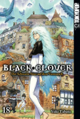 Black Clover - Bd.18: Kindle Edition