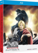 Fullmetal Alchemist: Brotherhood - Box 1/2 [Blu-ray]