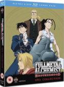Fullmetal Alchemist: Brotherhood - OVA Collection [Blu-ray+DVD]
