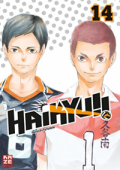 Haikyu!! - Bd.14: Kindle Edition