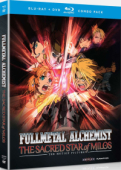 Fullmetal Alchemist: The Sacred Star of Milos [Blu-ray+DVD]