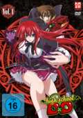 Highschool DxD - Vol.1/4