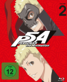 Persona 5: The Animation - Vol.2/4 [Blu-ray]
