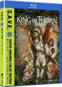 King of Thorn - S.A.V.E. [Blu-ray+DVD]