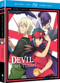 The Devil is a Part Timer! - Complete Series: Anime Classics [Blu-ray+DVD]