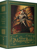 The Ancient Magus Bride - Part 1/2 + OVA: Limited Edition [Blu-ray+DVD] + Artbox